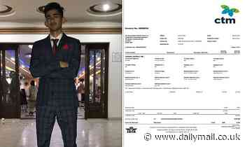 Exposed: Scammer, 17, selling fake documents for £80 that help arrivals to the UK dodge Covid tests