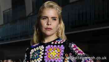 Paloma Faith says baby daughter has been discharged from hospital