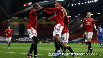 Manchester United earn comeback win while Newcastle snatch draw with Tottenham