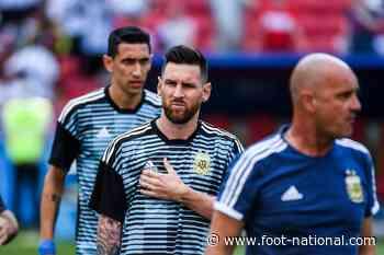 PSG : Di Maria envoie un message indirect à Messi
