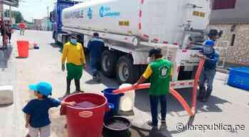Lambayeque: denuncian penalmente a Epsel por falta de agua en Reque - LaRepública.pe
