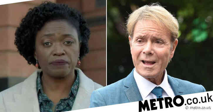 Line Of Duty series 6: Fans aghast at reference to 'elderly pop star' Sir Cliff Richard