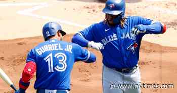 Blue Jays Capture Series Thanks to Homers by Guerrero, Grichuk