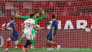 Marcos Acuna strike sees Atletico Madrid slip up again against Sevilla
