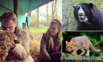 Carrie Symonds charity safari park lost five animals in as many months