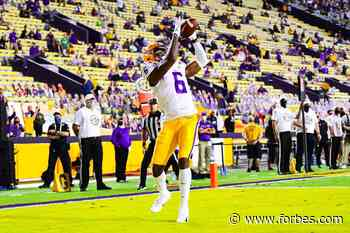 LSU Wide Receiver Terrace Marshall Could Shine With The Green Bay Packers - Forbes