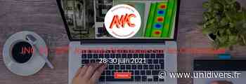 Journées Nationales sur les Composites ENS Paris-Saclay lundi 28 juin 2021 - Unidivers