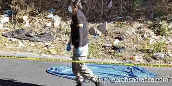 Hallan cadáver de mujer en ruta hacia Apulo - La Prensa Grafica