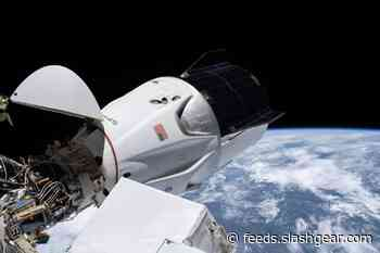 NASA says Crew Dragon capsule will be moved to free up port on ISS