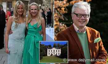 Is this Britain's most toxic divorce battle? Charles Villiers bid to protect family's trust fund