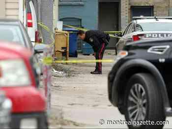 Montreal police arrest suspect in Winnipeg shooting