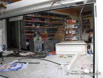 EN IMAGES. Lesigny : attaque à la voiture-bélier pour un butin de 300 euros - Le Parisien