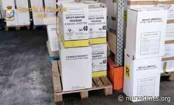 Rutigliano (Bari), illecito smaltimento di rifiuti: sequestrate 10 tonnellate di farmaci scaduti | Nurse Times - Nurse Times