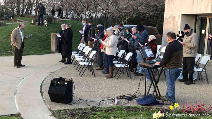'Just A Small Bit Of Joy': Picturesque Sunrise Services Ushers In Optimism, Faith For Easter