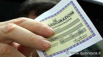 Vestone, autista con l'assicurazione finta fermato dalla Polizia - QuiBrescia - QuiBrescia.it