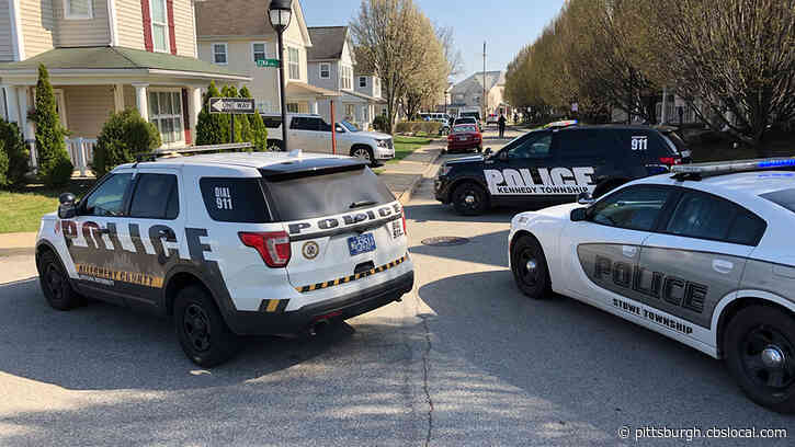 Multiple Police Departments Respond To Shooting In McKees Rocks