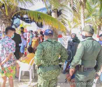 Coveñas, preparado para recibir a turistas en los días santos - El Universal - Colombia