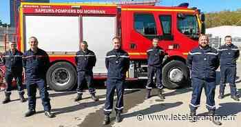 Incendie à Guidel : « Le feu avait sans doute couvé depuis un moment » - Le Télégramme