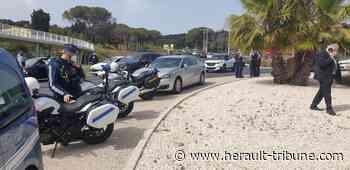Avec l'afflux potentiel de touristes, la police du Cap d'Agde renforce les contrôles - Hérault-Tribune