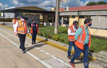 Aeropuertos de Carepa, Corozal y Quibdó: verificados en bioseguridad - volavi - volar · viajar · vivir