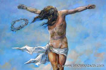 Lope Tablada regala al Monasterio de Santa Sofía de Toro la obra 'El Cristo del viento' - El Adelantado de Segovia