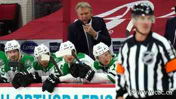 Stars head coach Rick Bowness leaves game against Hurricanes due to COVID protocols
