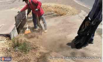 Gobierno de Zacapu invita a la población a sumarse a limpieza de espacios públicos - El Diario Visión