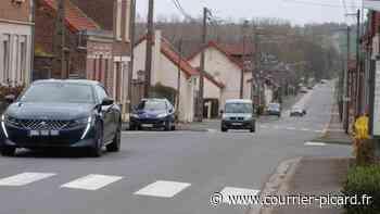 Un nouveau chantier en vue sur l'axe Roye-Amiens - Courrier Picard