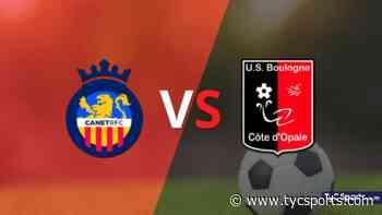 Canet Roussillon FC recibe a Boulogne buscarán seguir sin derrotas - TyC Sports