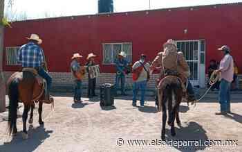 Realizan tradicional recorrido del Día de Judas, en poblado General Carlos Pacheco - El Sol de Parral
