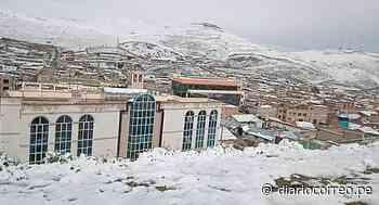 Macusani amaneció una vez más cubierta de nieve - Diario Correo