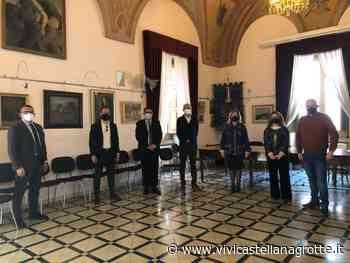 Insediato il nuovo Segretario Generale del Comune di Castellana-Grotte - ViviCastellanaGrotte