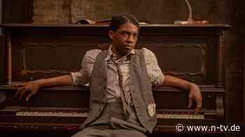 Vorboten der Oscars: Chadwick Boseman mit Filmpreis geehrt