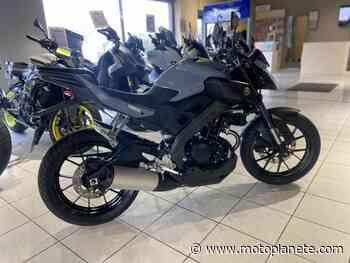 Yamaha MT-125 2017 à 3500€ sur COIGNIERES - Occasion - Motoplanete