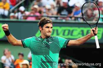 ThrowbackTimes Miami: Roger Federer saves two MP's to prevail over Tomas Berdych - Tennis World USA