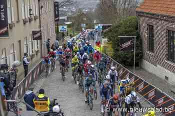 De stilste Ronde van Vlaanderen ooit (Kluisbergen) - Het Nieuwsblad