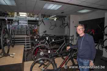 Uitbater fietsenzaak merkt dat de tweewieler aan popularitei... (Kluisbergen) - Het Nieuwsblad