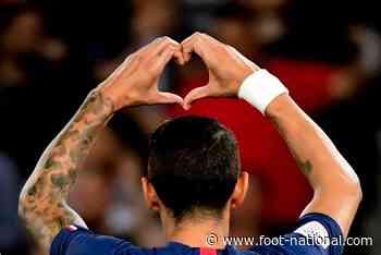 PSG : Di Maria clame son amour pour le club