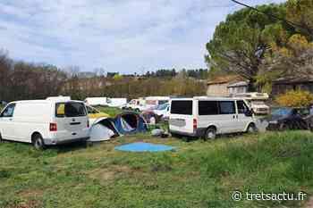 Une grande fête clandestine interrompue à Fuveau cette nuit - Trets au coeur de la Provence