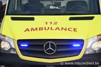 Twee personen naar ziekenhuis na kelderbrand (Elsene) - Het Nieuwsblad