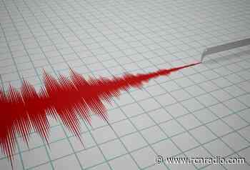 Fuerte sismo de magnitud 5,1 sacudió al Chocó - RCN Radio
