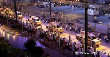Égypte : exceptionnel défilé de momies royales sur des chars au Caire - Le Point