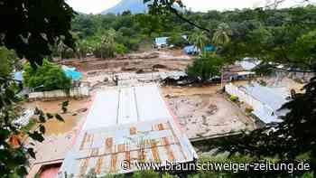 Dutzende Tote und Vermisste bei Sturzfluten in Indonesien und Osttimor