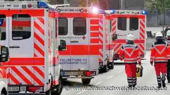 Schwerer Unfall auf der A36 – drei Fahrzeuge sind beteiligt