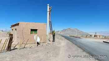 La EC Sapem renovó totalmente las líneas eléctricas en El Peñón - Diario El Esquiu