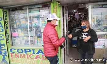 Promueve Andrés Mijes comercio local en General Escobedo - Notired Nuevo Leon