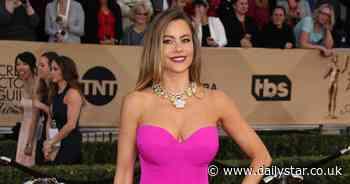 SAG Awards' sexiest looks - Jennifer Aniston braless to Sofia Vergara strapless gown - Daily Star