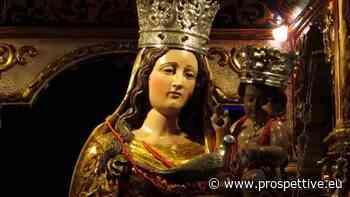 Festa della Madonna della Pace a Tremestieri Etneo nel giorno dell'ottava di Pasqua - Prospettive