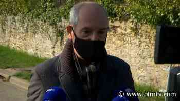 """Cambriolage chez Bernard Tapie: le maire de Combs-la-Ville évoque un """"couple choqué mais solide"""" - BFMTV"""