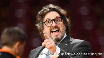 Basketball: Bayern-Boss glaubt an Verbleib von Erfolgscoach Trinchieri